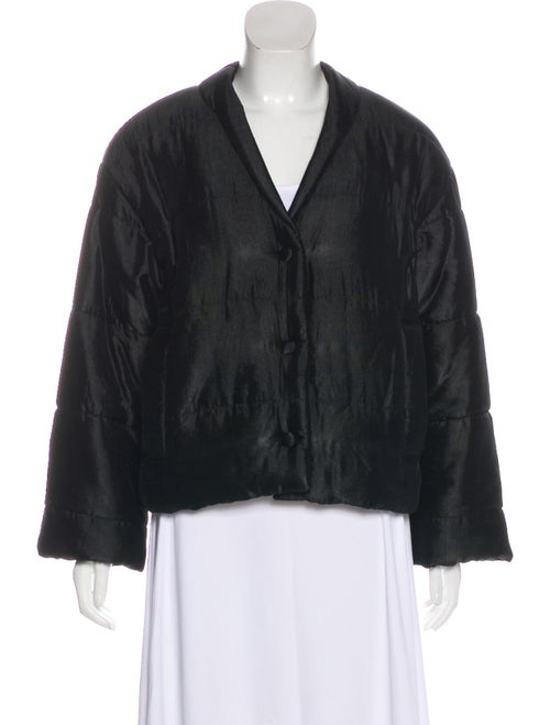 Nanushka Jacket Black