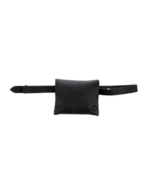 Nanushka 2019 Tao Belt Bag Black