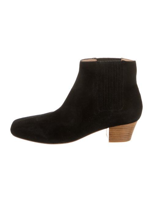 Nanushka Suede Boots Black