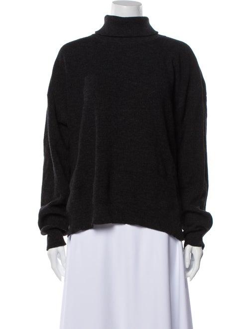 Nanushka Turtleneck Sweater Black