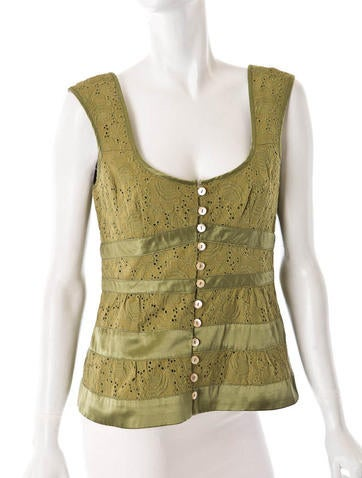 Corset Top w/ Tags