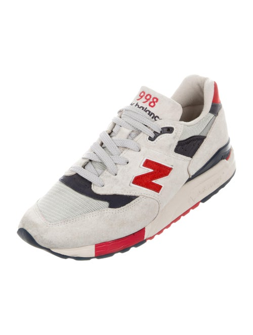 lowest price cf4d3 fbd60 New Balance x J. Crew 998 Suede Sneakers - Shoes ...