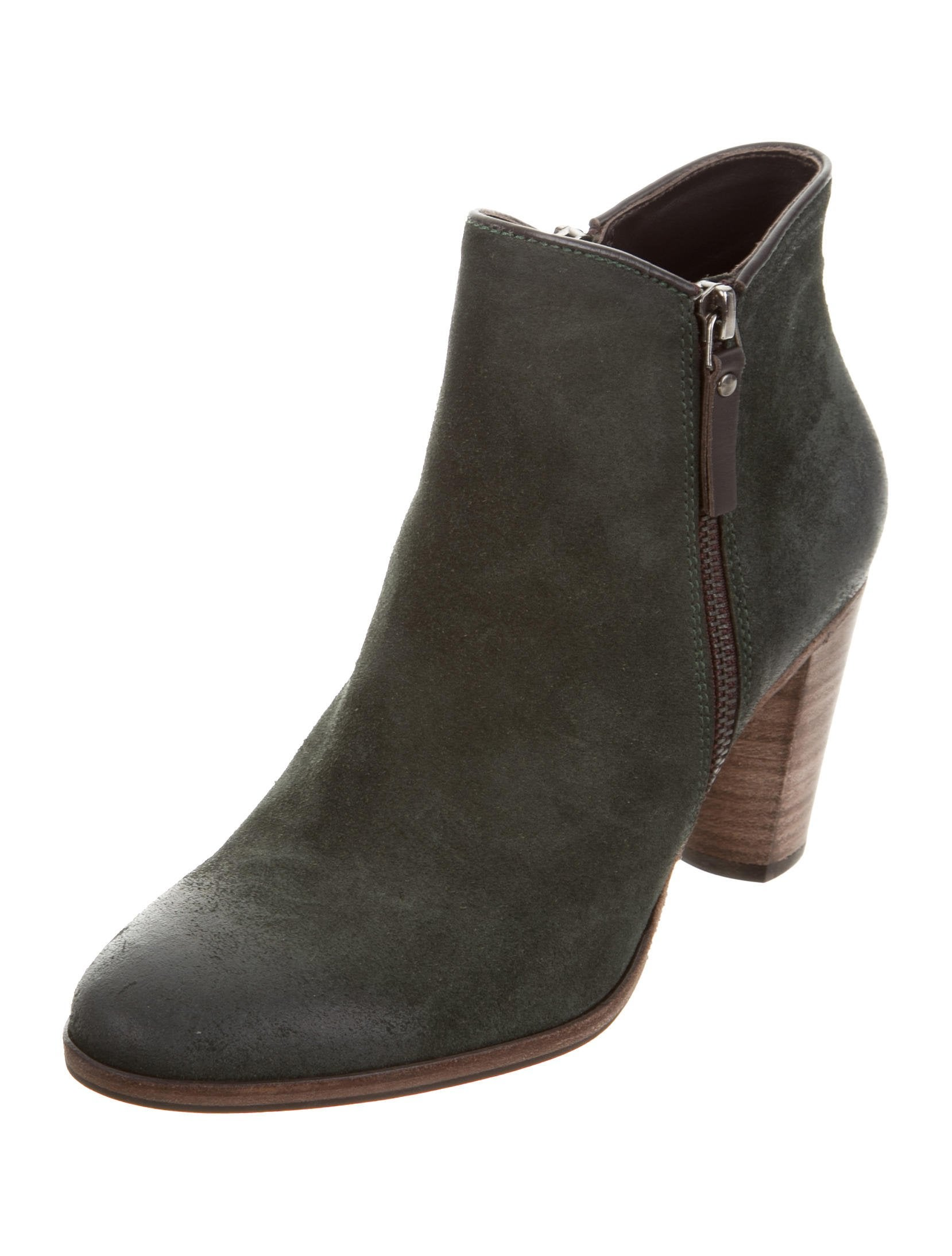 n.d.c. Snyder Round-Toe Booties w/ Tags for sale top quality RwqYD
