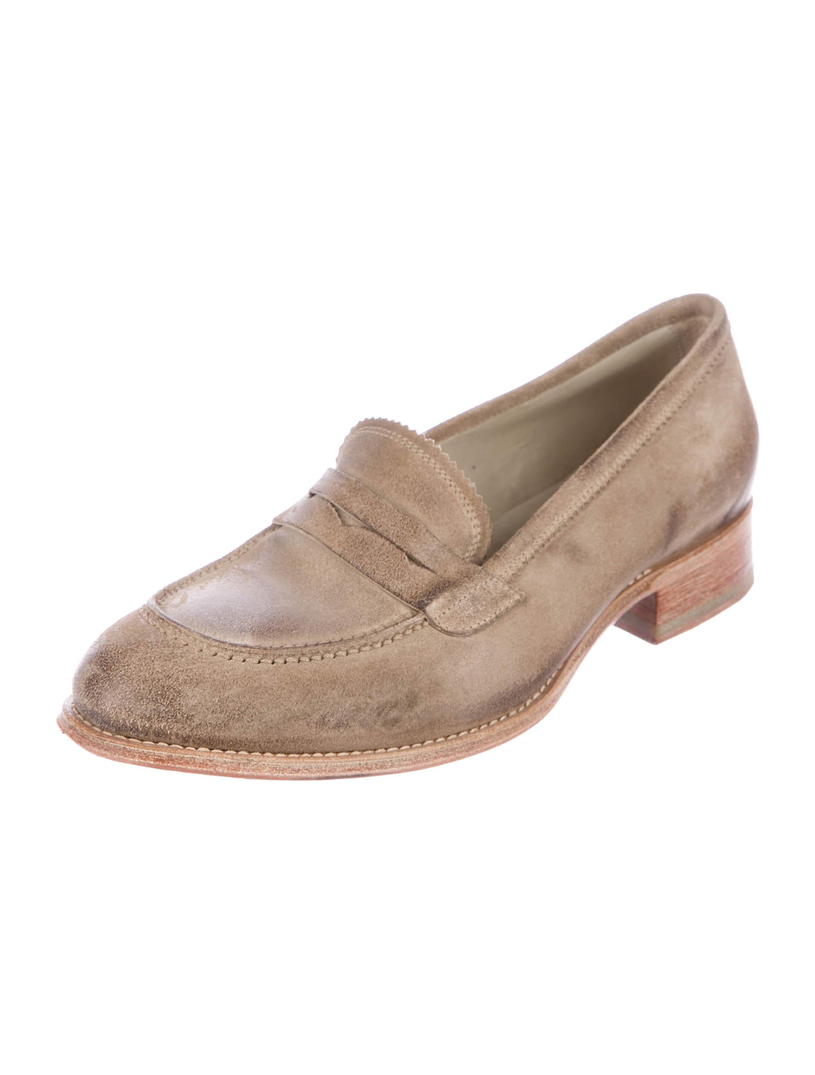 clearance store cheap price buy cheap 100% original n.d.c. Distressed Penny Loafers umjlE4