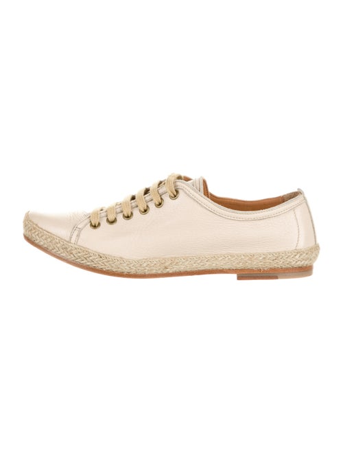 n.d.c. Leather Espadrille Sneakers