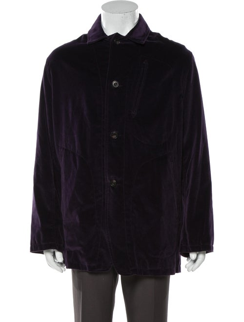 Needles Jacket Purple