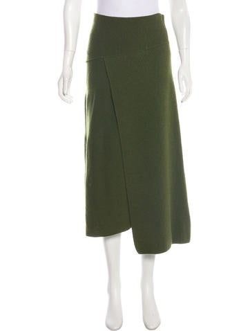 Nehera Wool Midi Skirt w/ Tags None