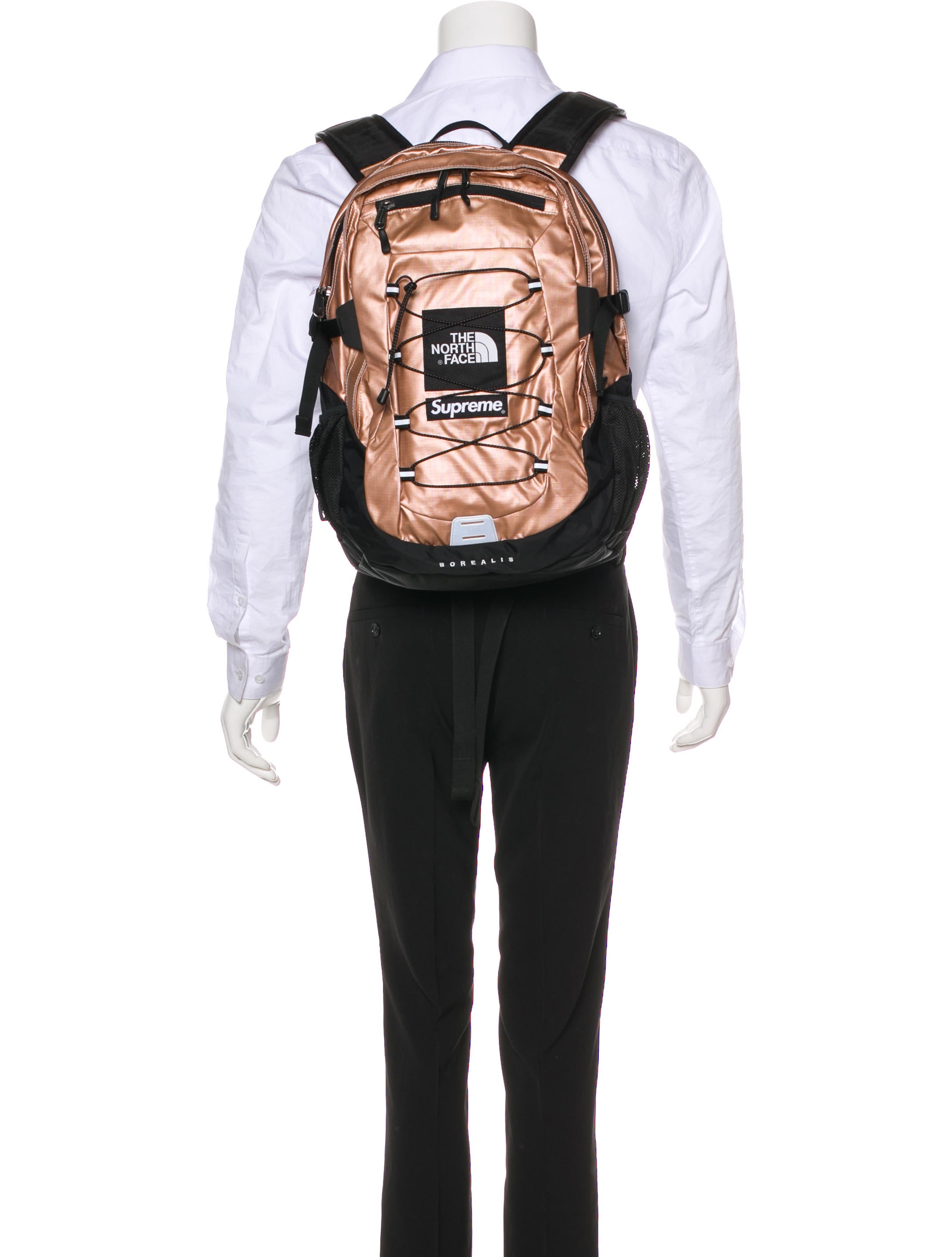 fe64faacc The North Face Borealis Backpack Rose Gold - CEAGESP
