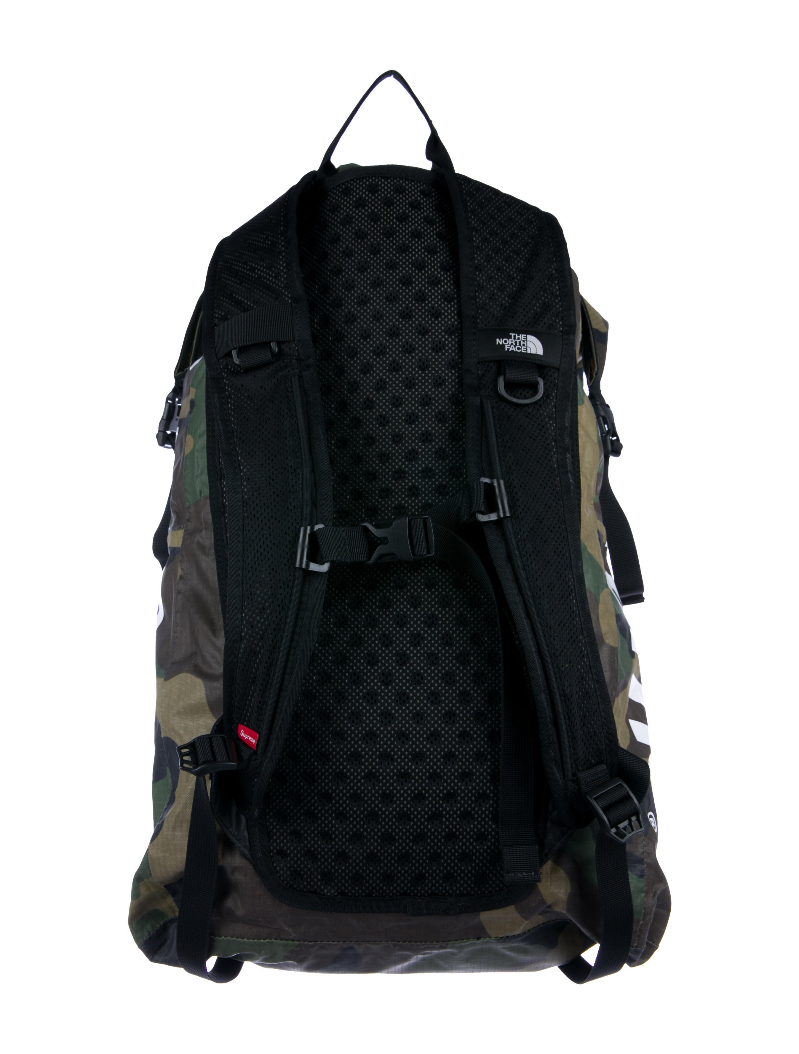 1a26d620 Supreme X The North Face Waterproof Backpack Woodland Camo- Fenix ...