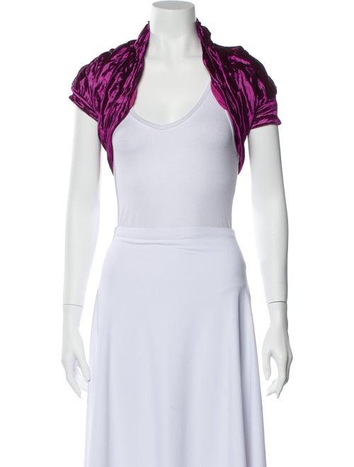 Nicole Miller Bolero Purple