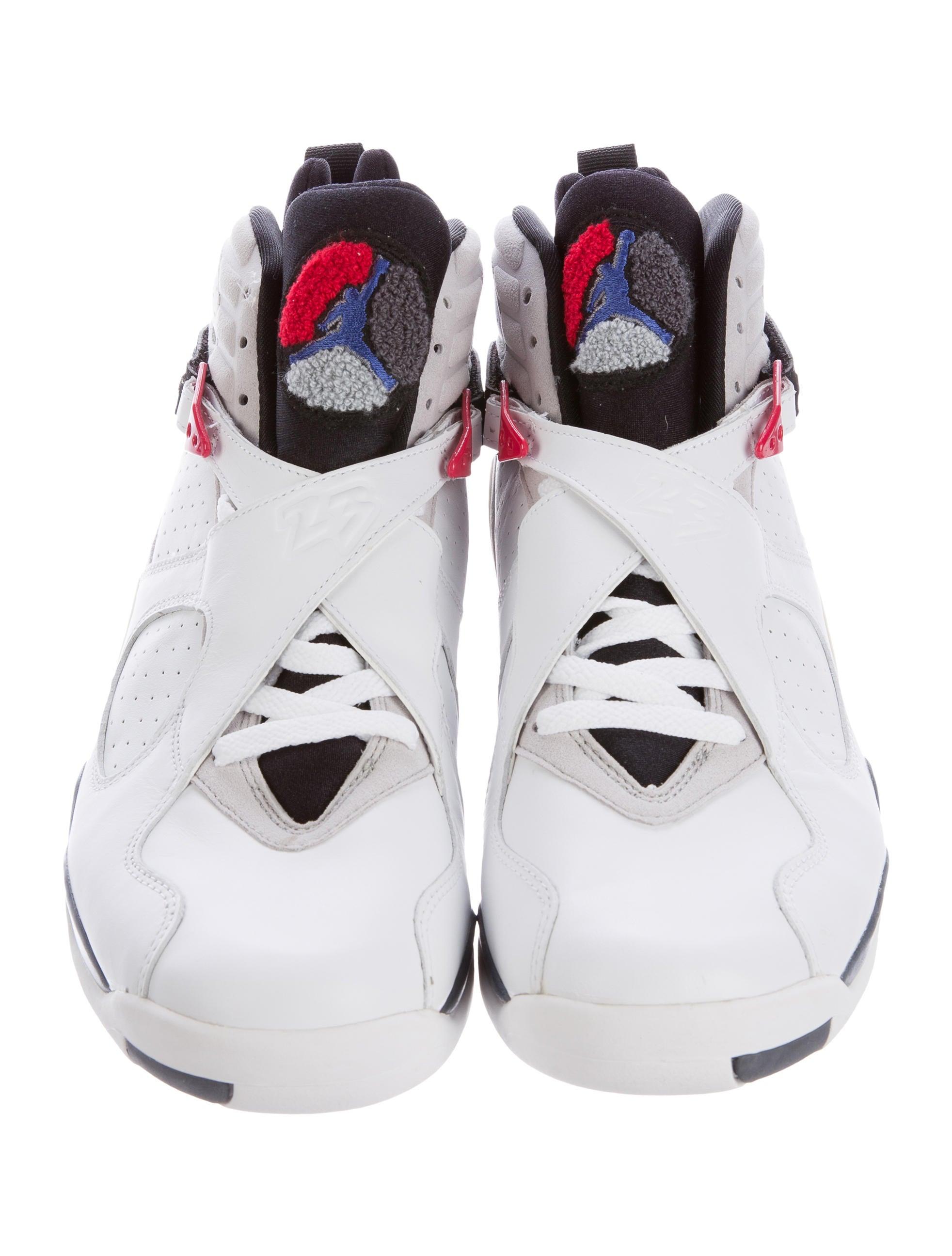 Nike Air Jordan 8 Retro High Top Sneakers Shoes