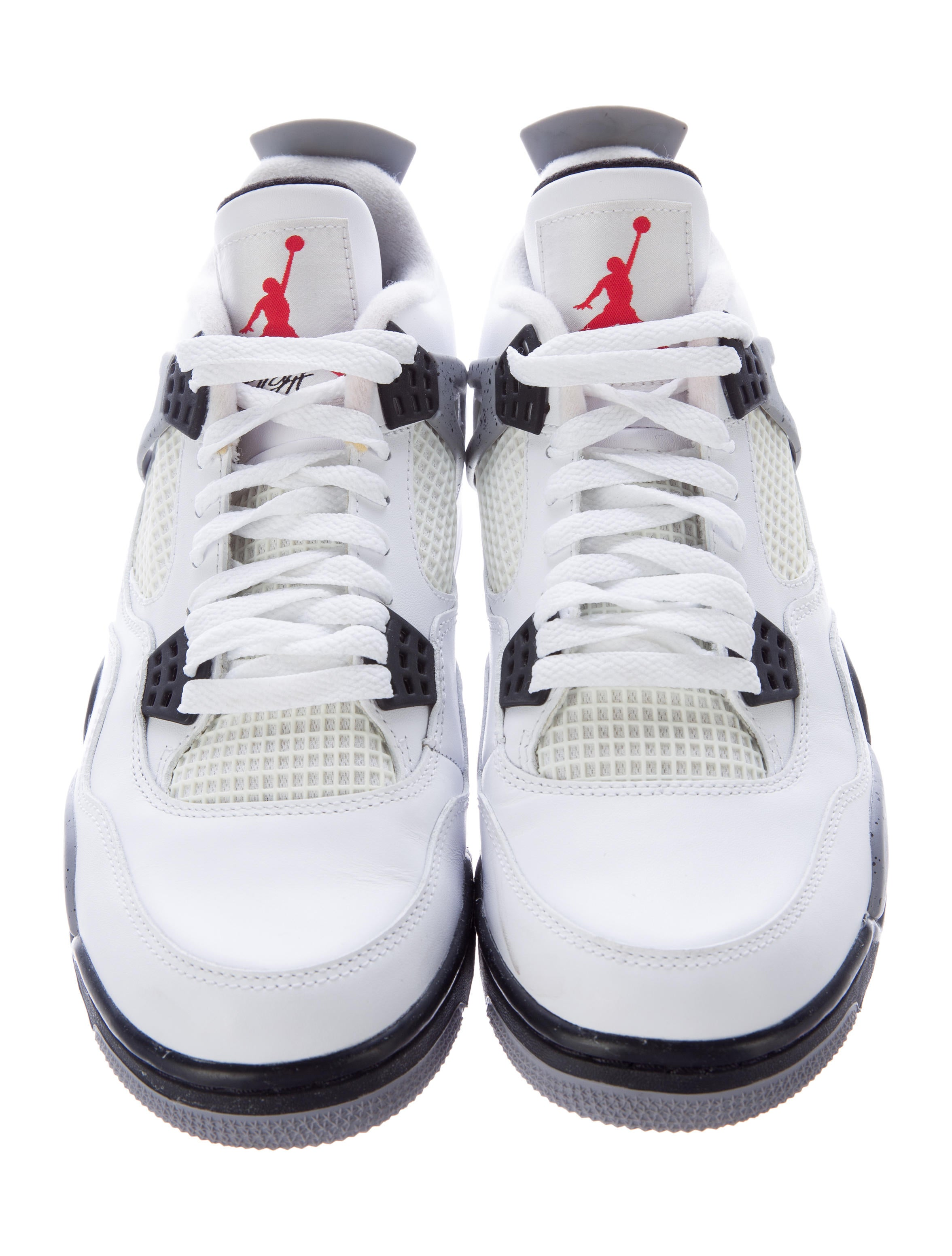 fabe657fe55d36 Nike Air Jordan 4 Retro Sneakers Nike Air Escape Grey Room Ideas ...