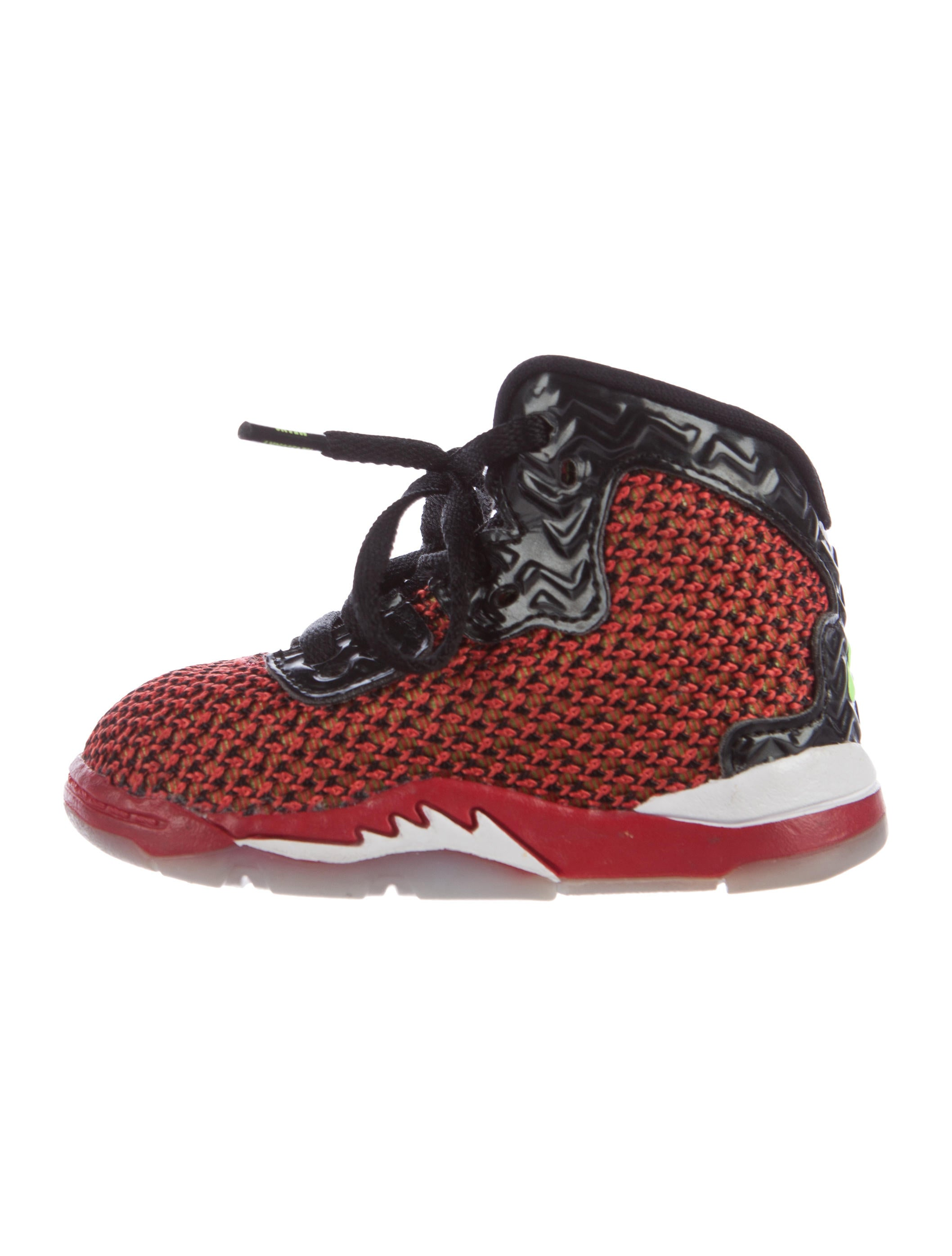 on sale fb78a 5267d Boys  Woven High-Top Sneakers