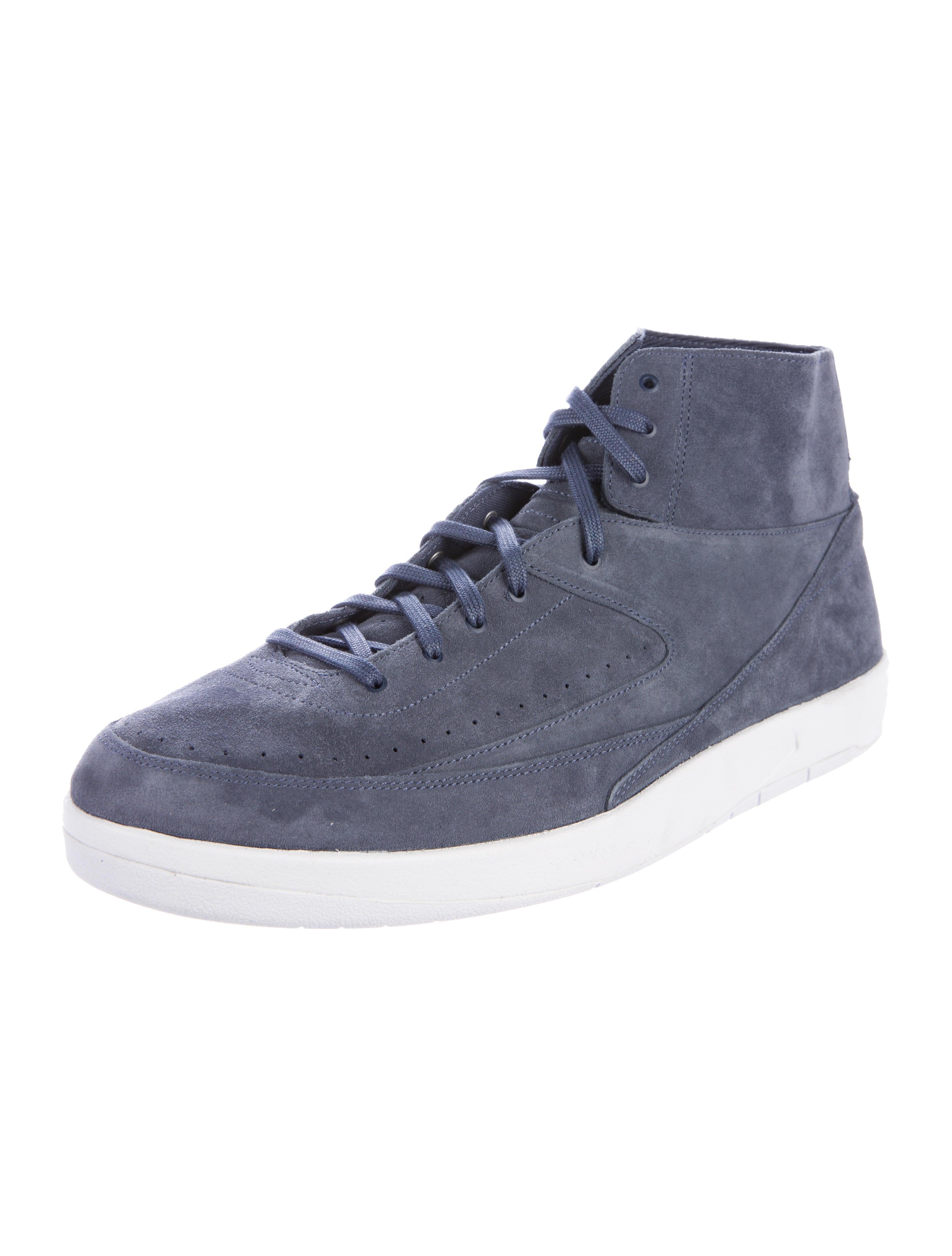 Nike Air Jordan Suede High Top Sneakers Shoes