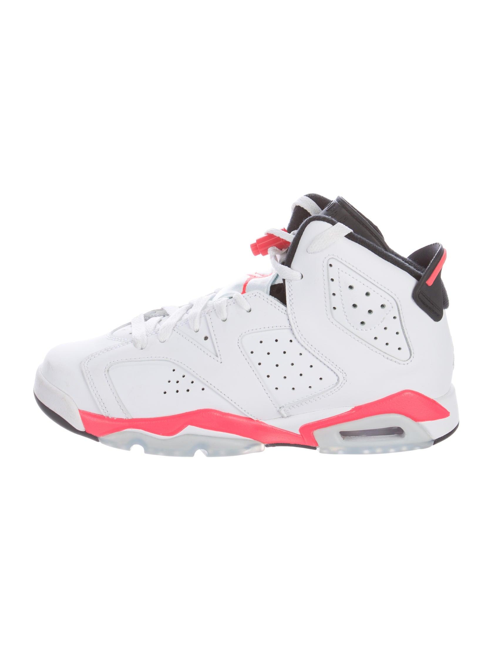 Nike Air Jordan Boys 39 6 Retro High Top Sneakers Boys Wniaj20133 The Realreal
