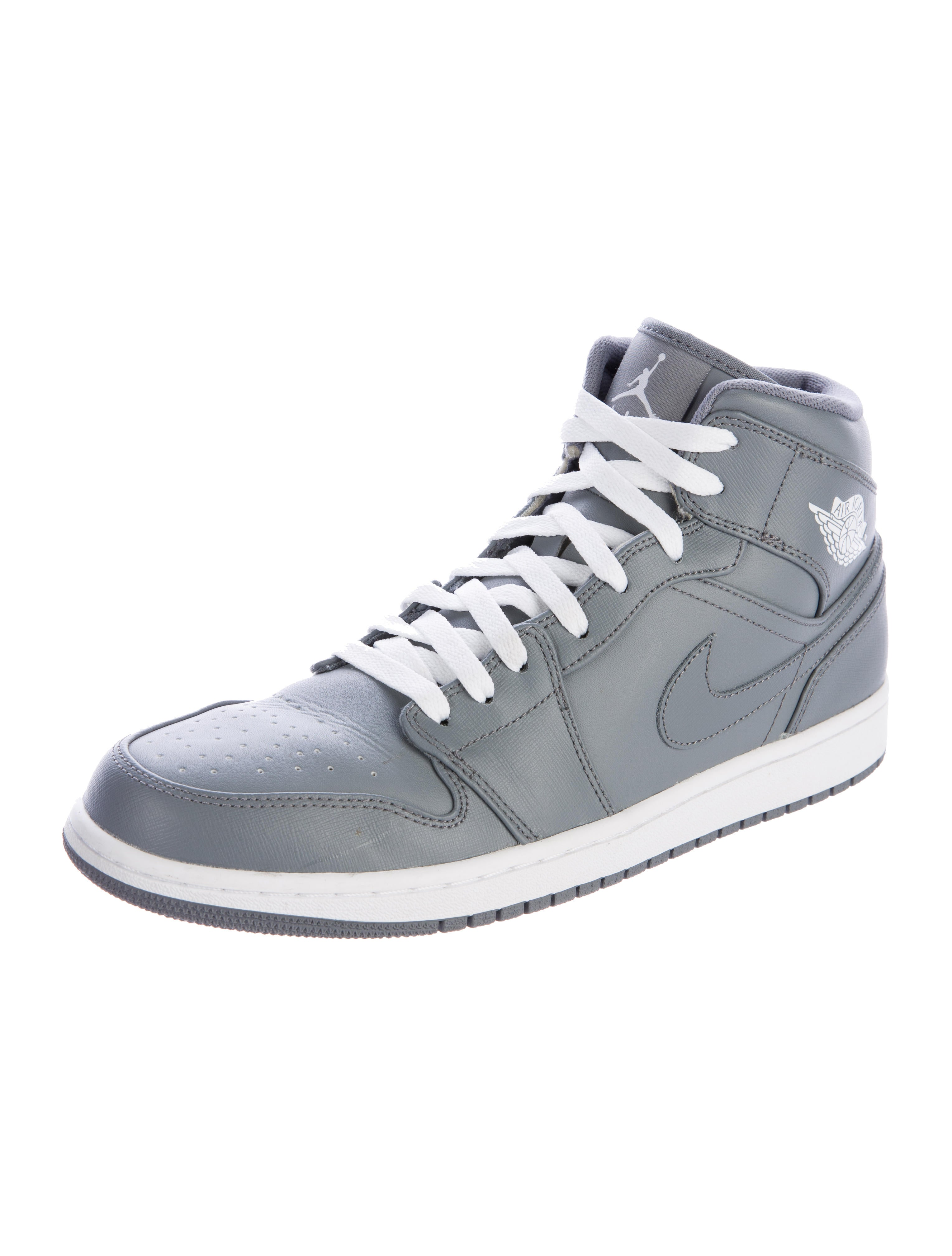 nike air jordan 1 mid sneakers shoes wniaj20144 the. Black Bedroom Furniture Sets. Home Design Ideas