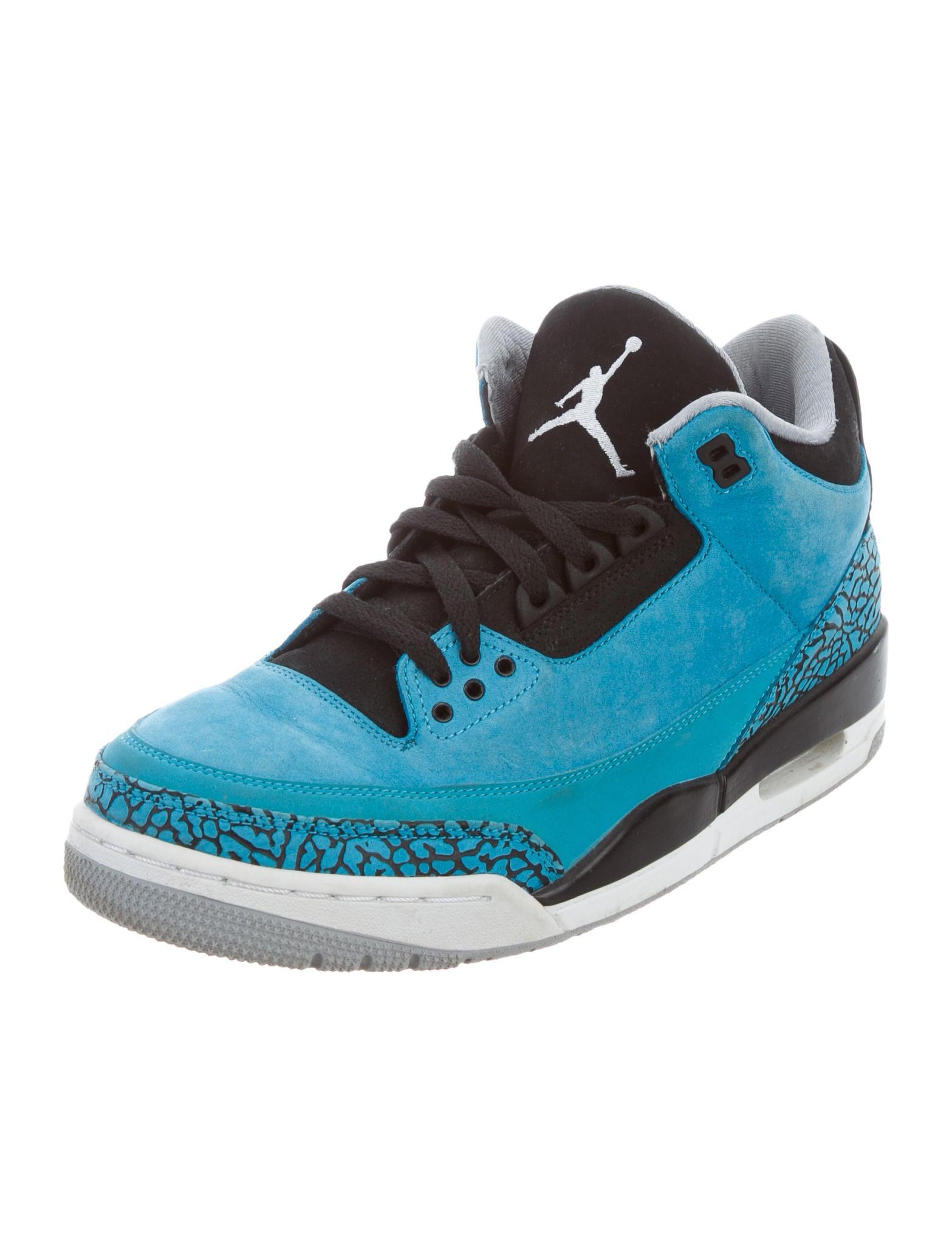 Nike Air Jordan Retro 3 Sneakers Mens Shoes Wniaj20147