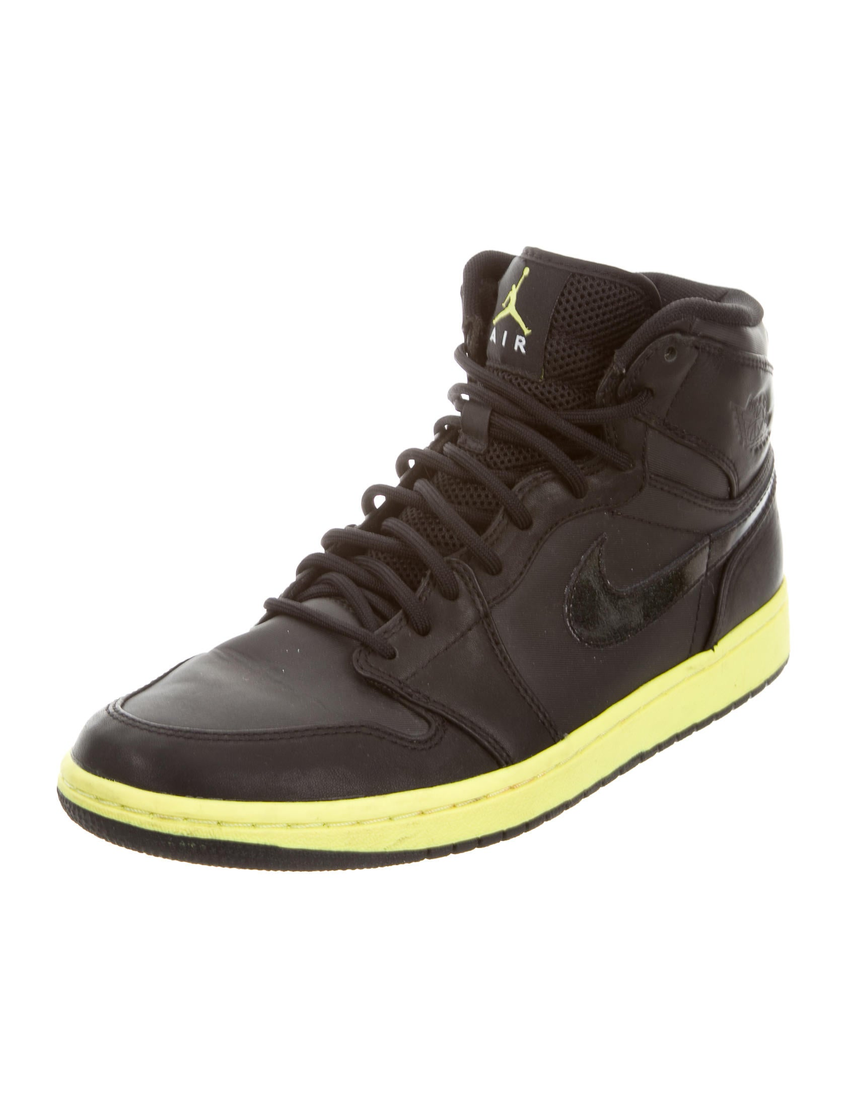 Nike Air Jordan 1 High Strap Sneakers Shoes Wniaj20152