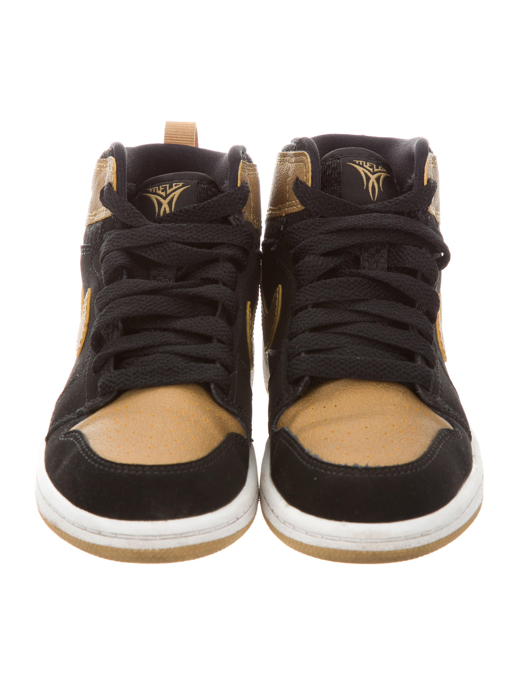 Nike Air Jordan Boys 1 Retro High Top Sneakers Boys