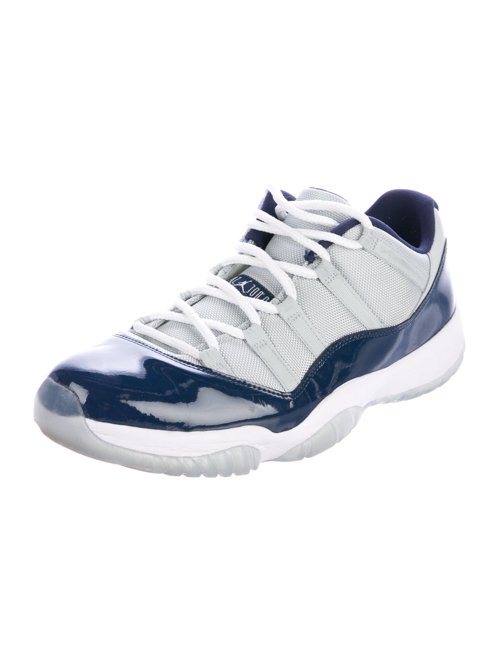 Nike Air Jordan 11 Retro Georgetown Sneakers Shoes