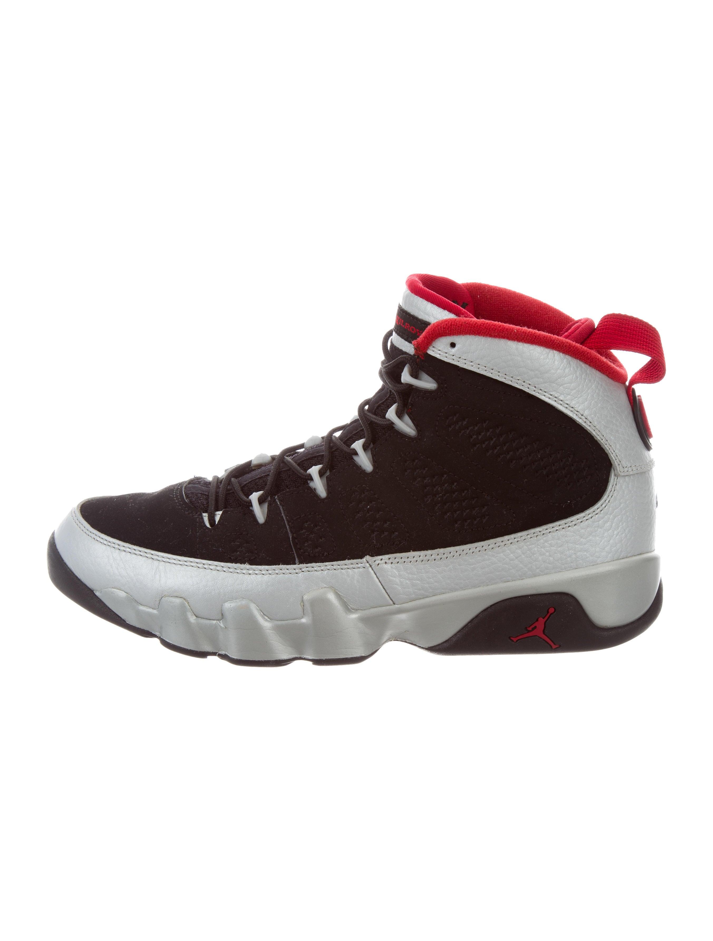 Nike Air Jordan 9 Retro Johnny Kilroy Sneakers Mens Shoes Wniaj20250 The Realreal