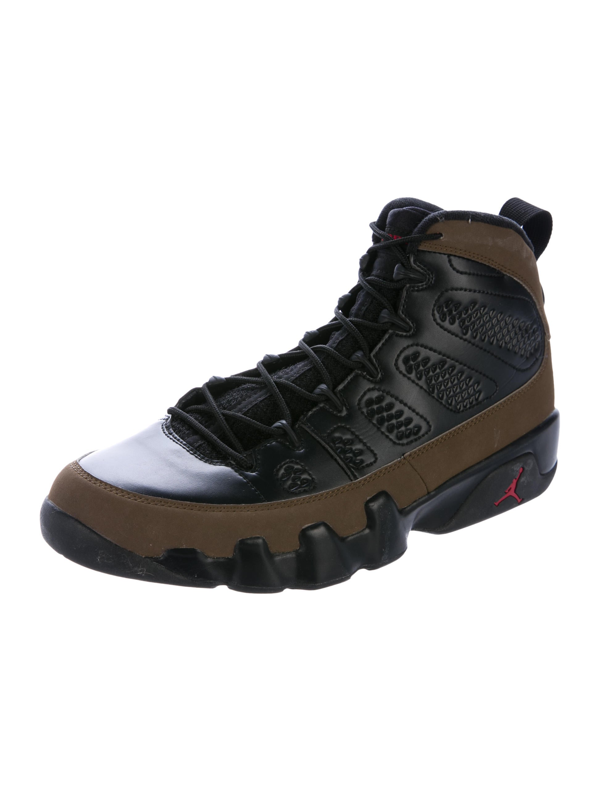 Nike Air Jordan 9 Retro Olive Sneakers Shoes