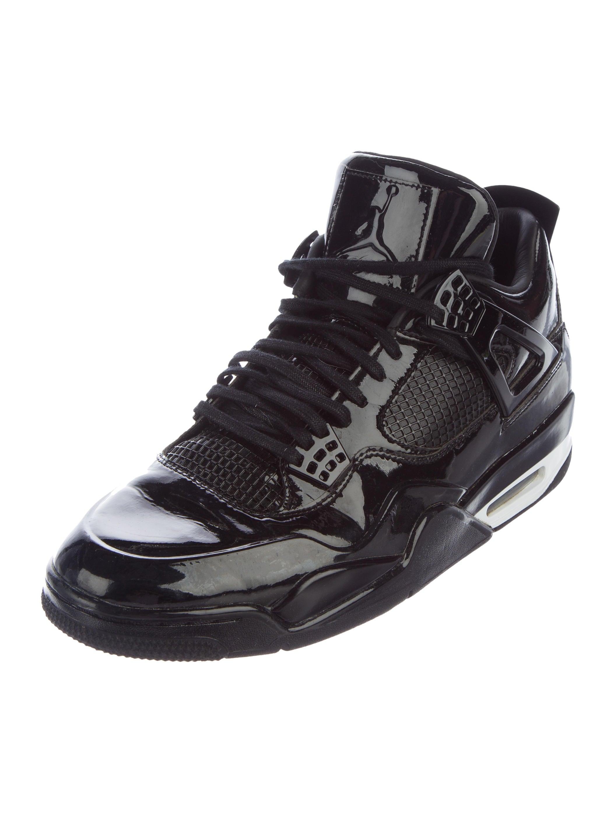 nike air jordan 4 retro 11lab4 sneakers shoes wniaj20287 the realreal. Black Bedroom Furniture Sets. Home Design Ideas