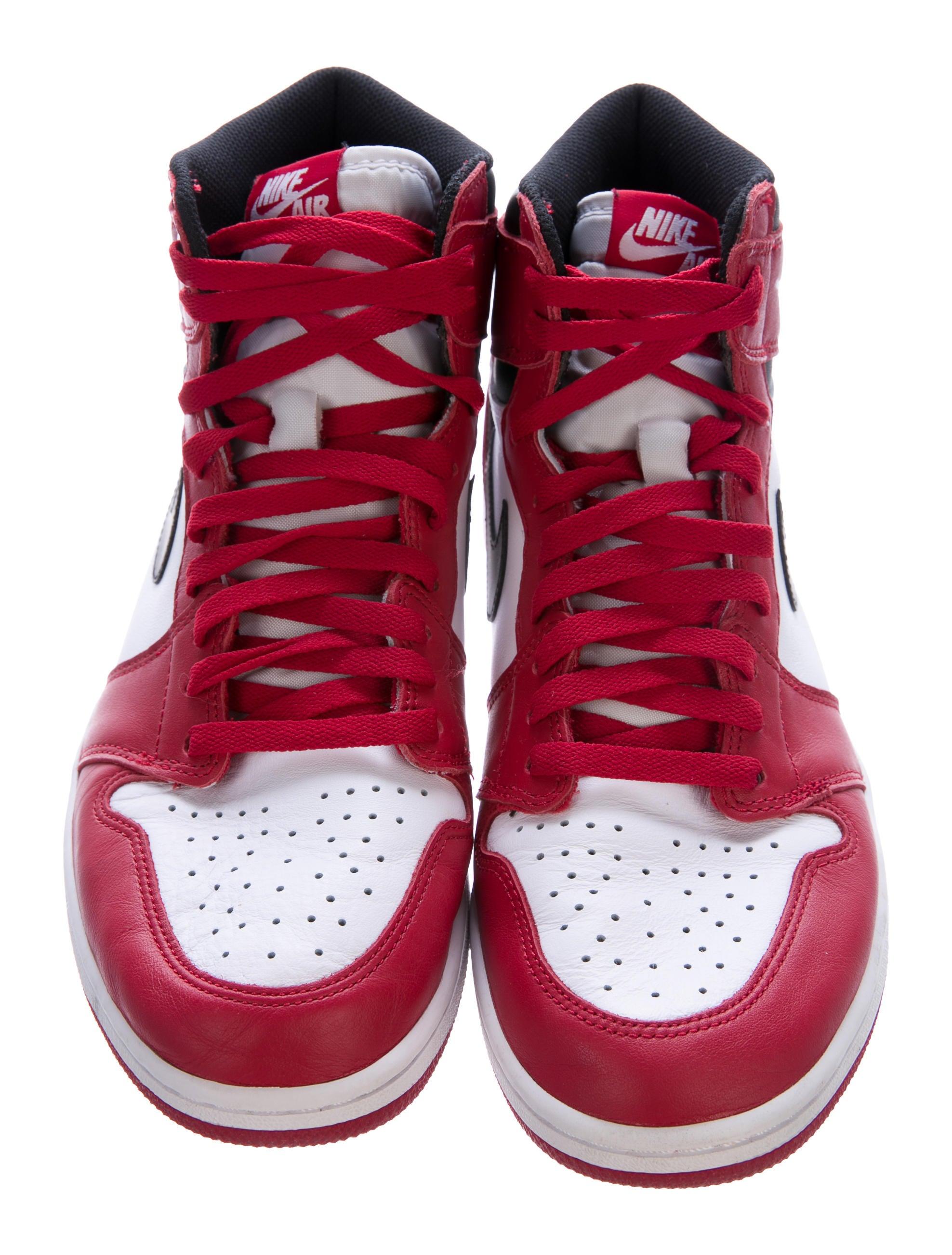 Nike Air Jordan 1 Retro Chicago Sneakers Shoes
