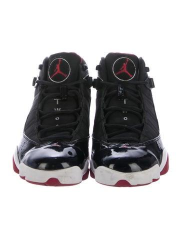 Nike Air Jordan 6 Rings High-Top Sneakers - Shoes - WNIAJ20292  9406bdb97819