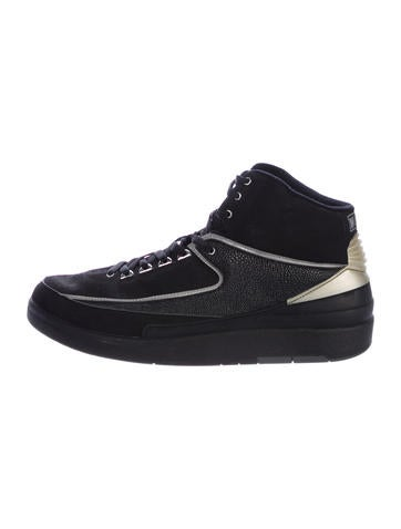Nike Air Jordan 2 Retro High-Top Sneakers None