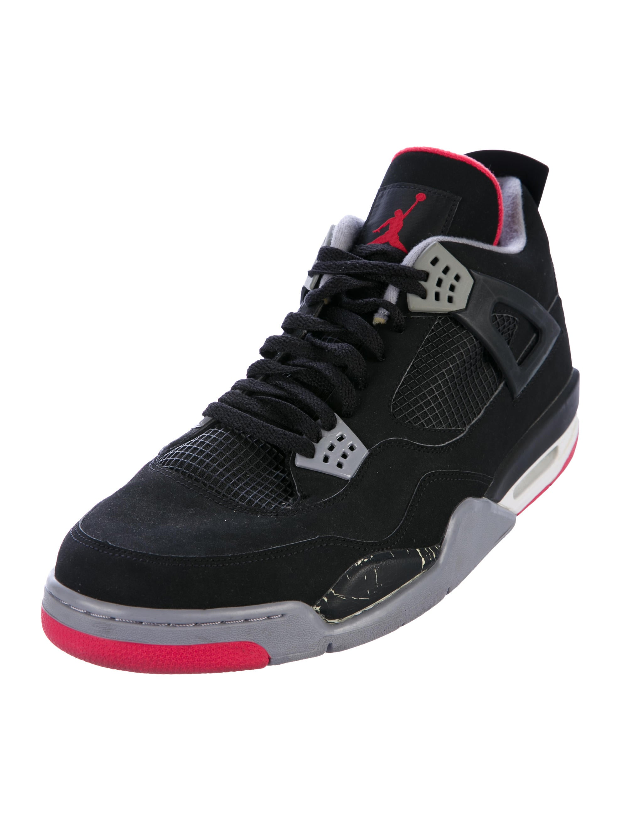 nike air jordan 4 retro cdp sneakers shoes wniaj20409. Black Bedroom Furniture Sets. Home Design Ideas