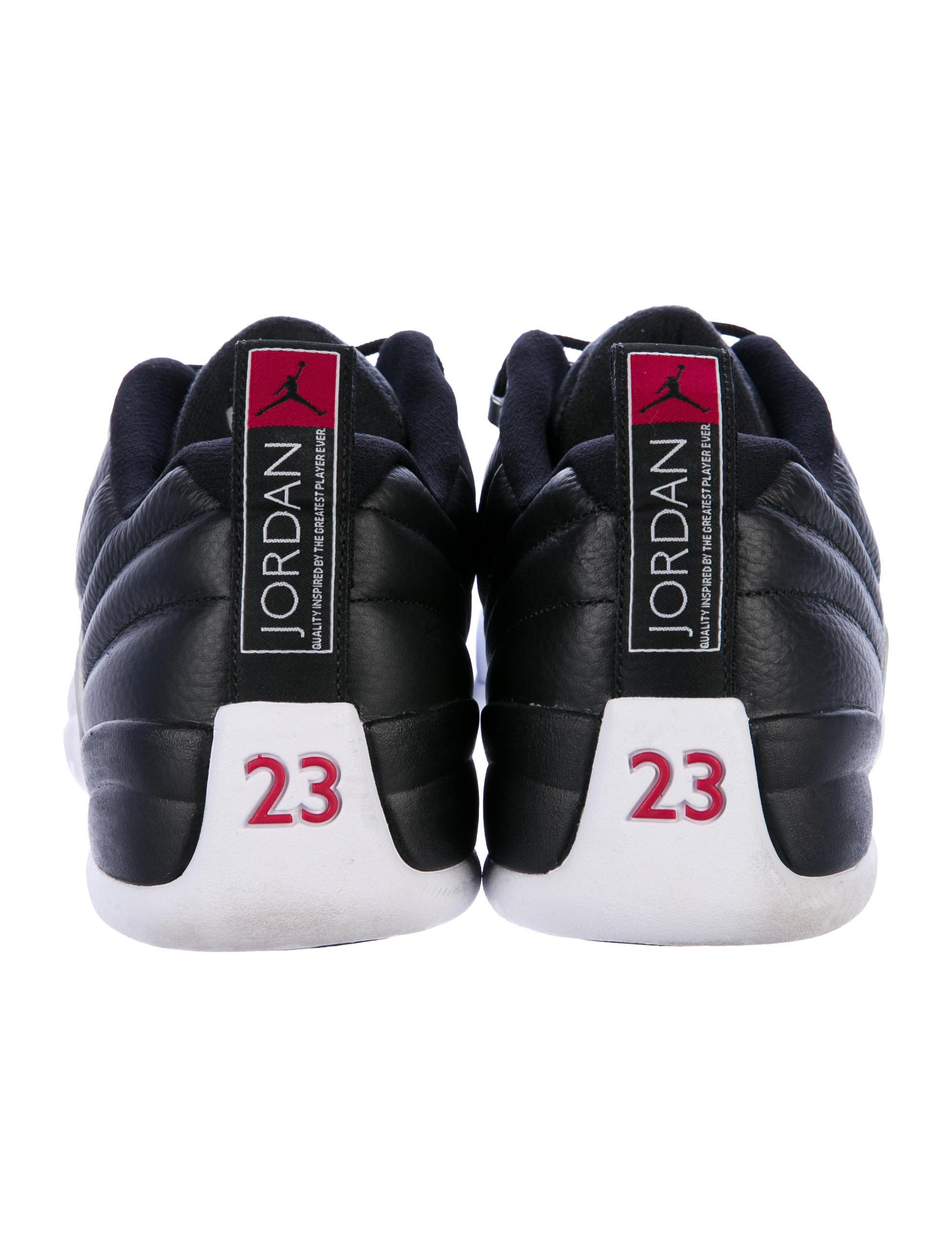 Nike Air Jordan 2016 12 Retro Sneakers Shoes Wniaj20410 The Realreal