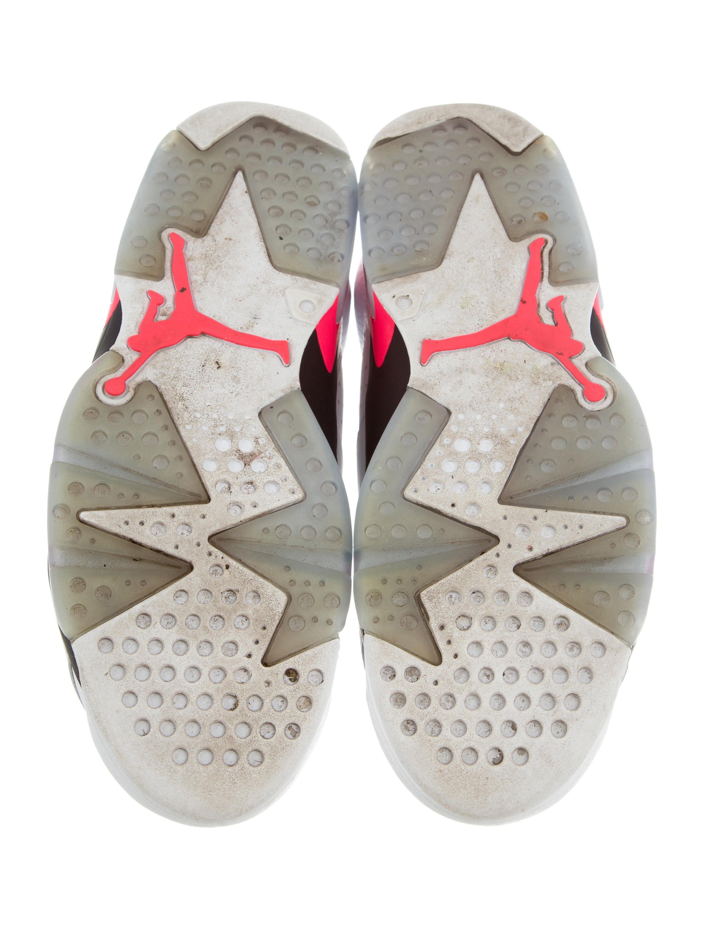 Nike Air Jordan 6 Retro Low Infrared Sneakers Shoes Wniaj20543 The Realreal
