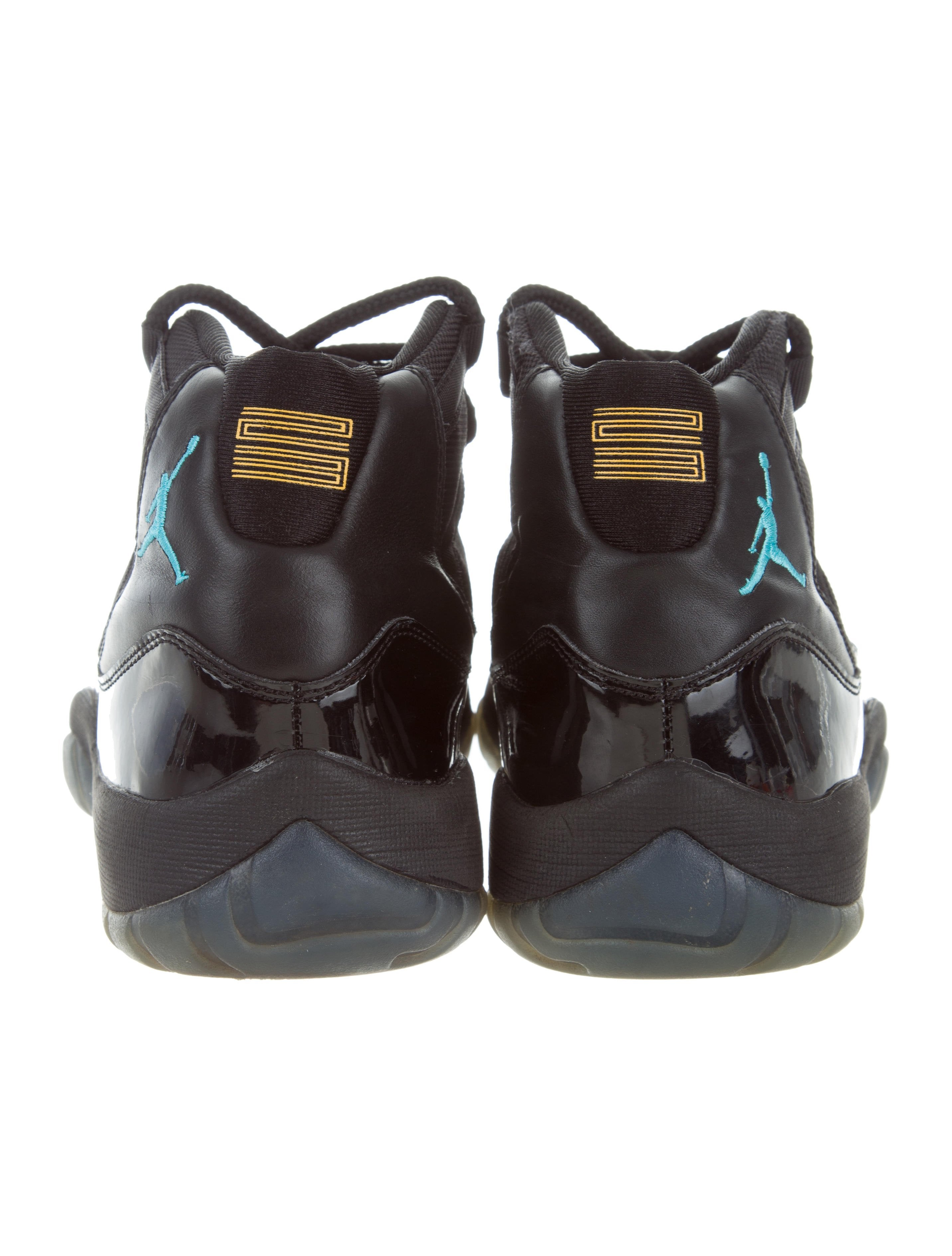 Nike Air Jordan 11 Retro Gamma Blue Sneakers Shoes Wniaj20550 The Realreal