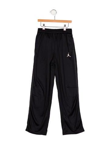Nike Air Jordan Boys' Knit Athletic Joggers None