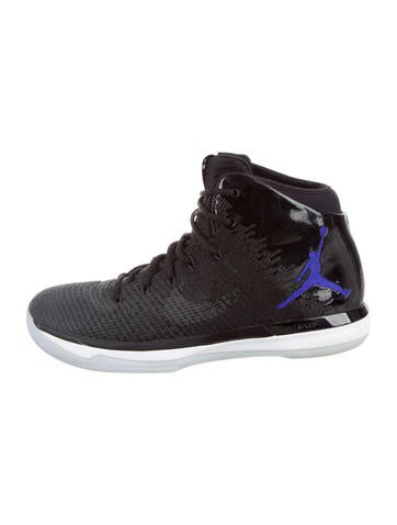 Nike Air Jordan XXXI High-Top Sneakers None