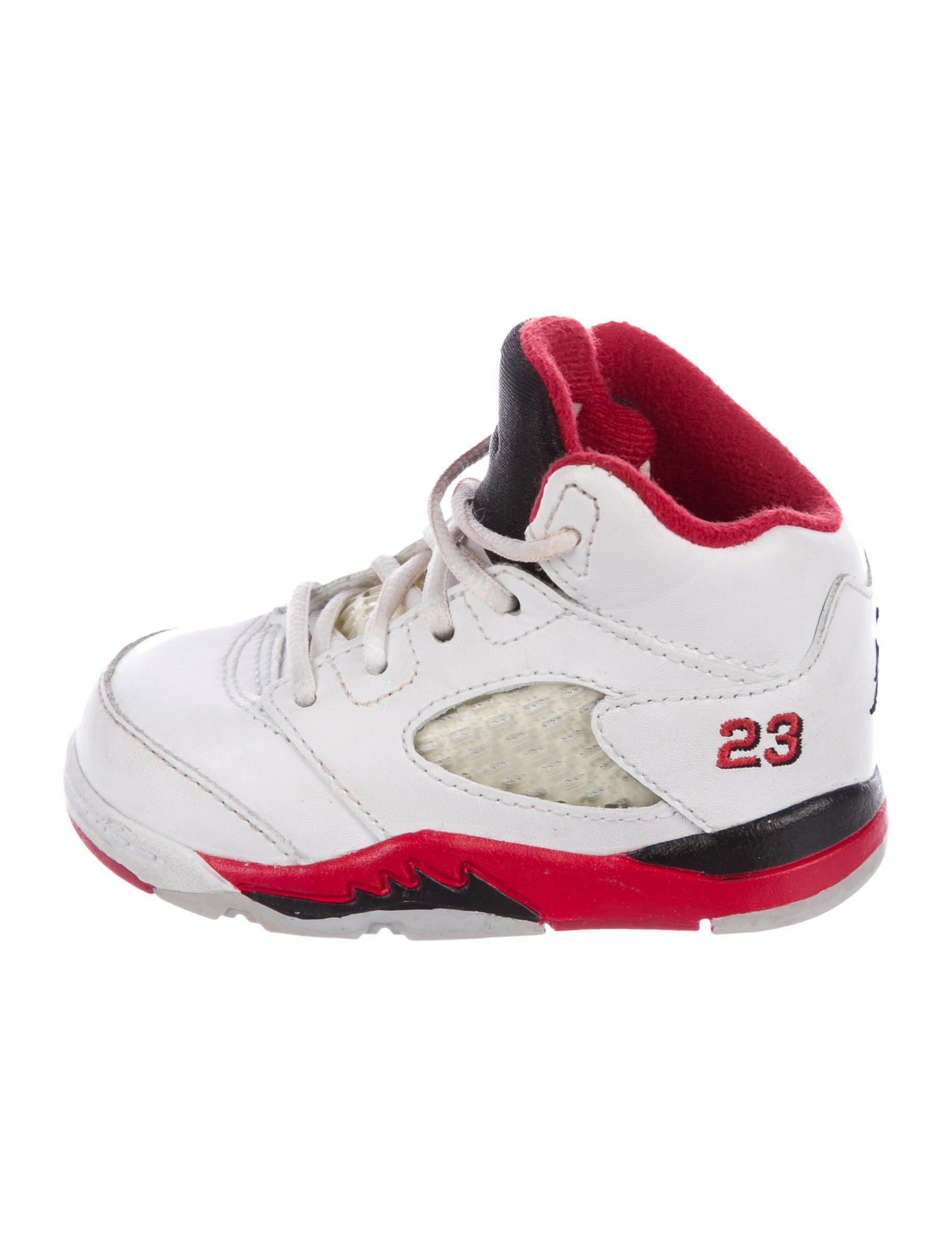 premium selection 6afbe 9ba54 Nike Air Jordan Boys  5 Retro Sneakers - Boys - WNIAJ20777   The ...