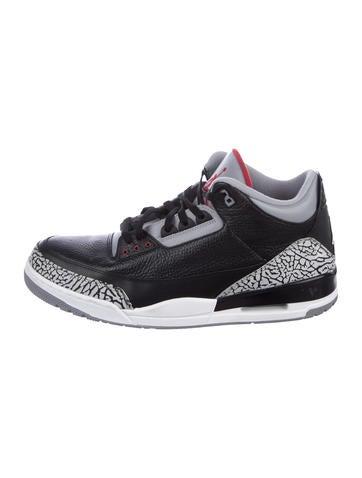 Nike  Air Jordan 3 Retro Sneakers None