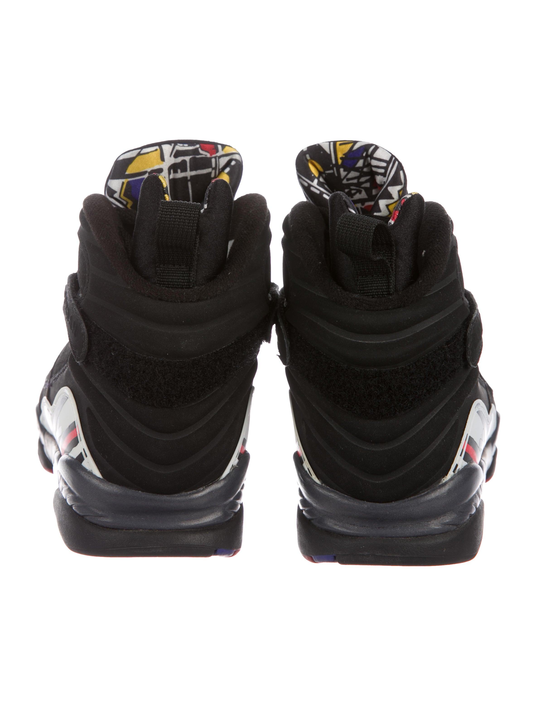 5e8e6e3a2ab3b4 Jordan 8 Playoffs Sneakers