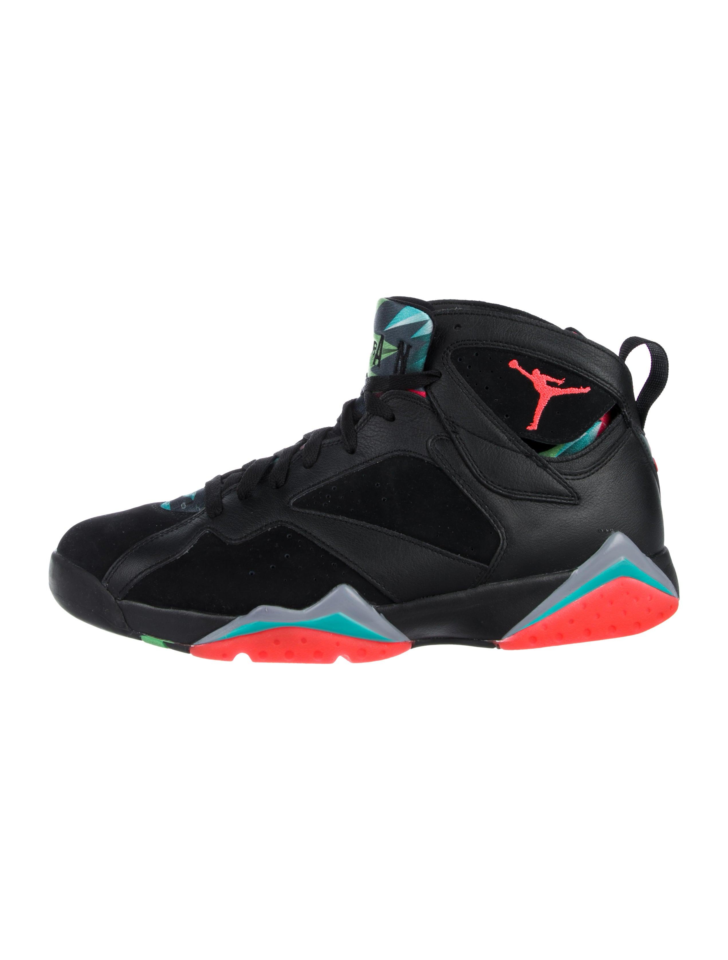 newest 3c7e5 c8170 Nike Air Jordan 7 Retro 30th Barcelona Nights Sneakers - Shoes ...