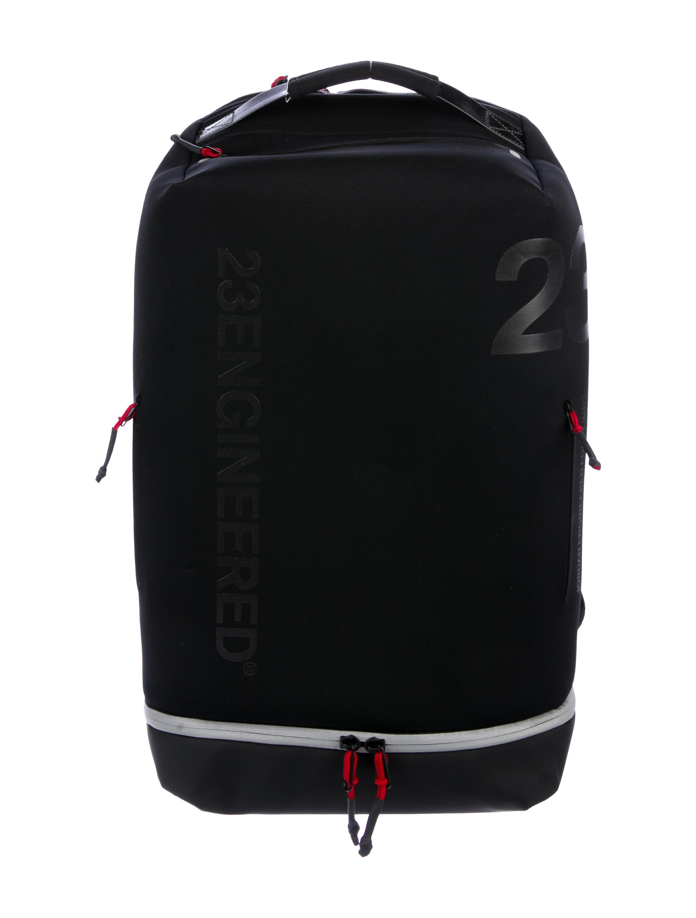 Nike Air Jordan 23 Engineered Backpack w  Tags - Bags - WNIAJ21367 ... bcfffd83fefd6