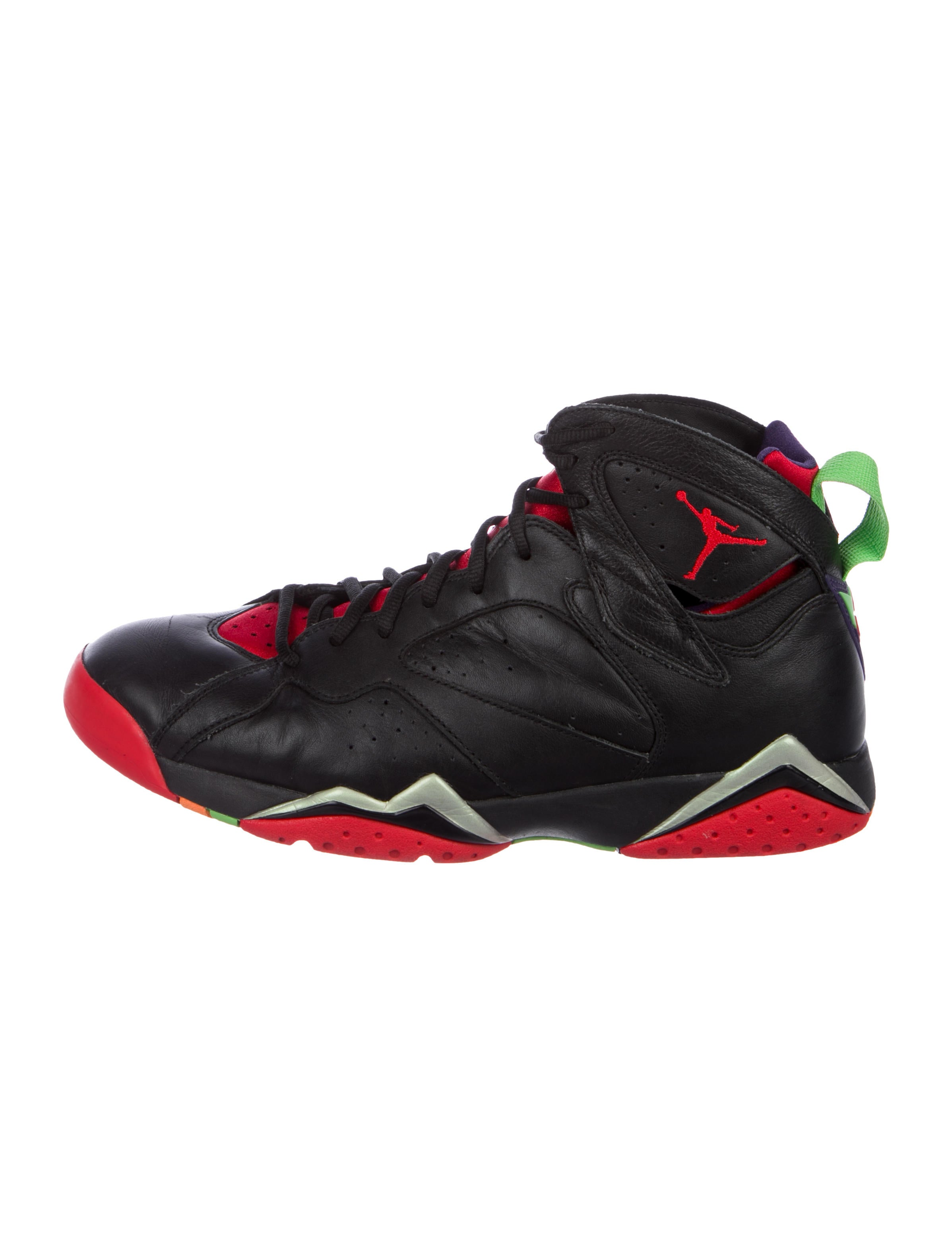 76c72cc8020 Nike Air Jordan 7 Retro Marvin The Martian Sneakers - Shoes ...