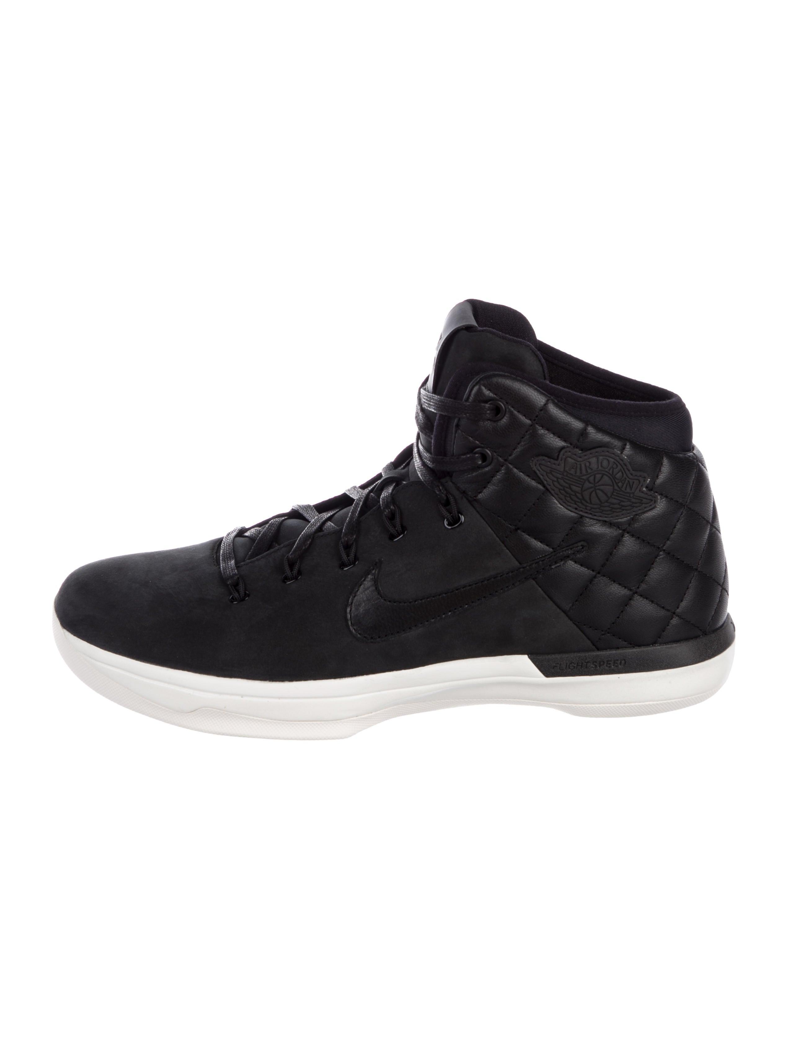 f9c5c568dfa5 Nike Air Jordan 2016 XXXI Cyber Monday Black Cat Sample Sneakers w ...