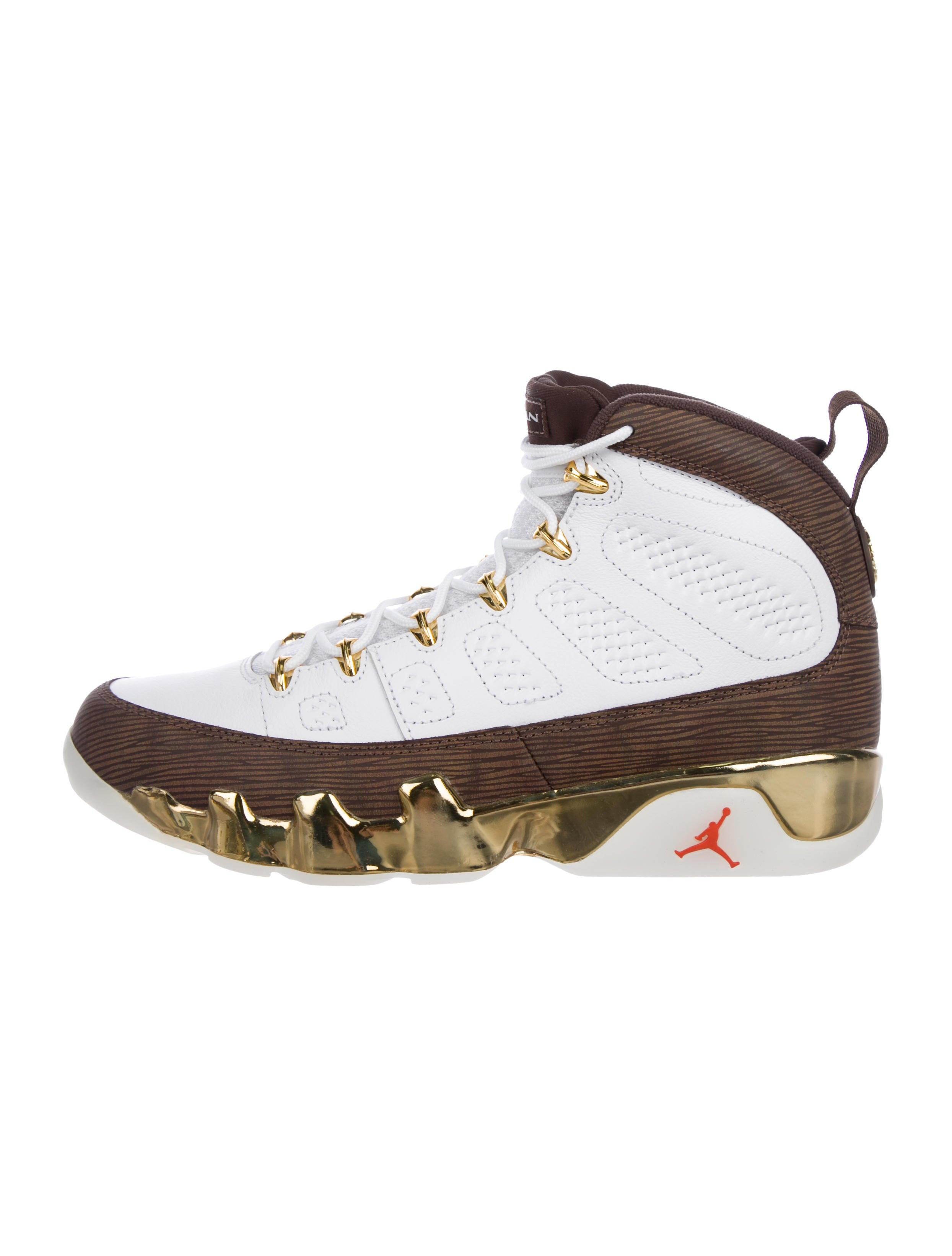 542939af9f2b Nike Air Jordan 9 Retro Mop Melo Sneakers - Shoes - WNIAJ21618