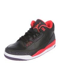save off 230bf a063f ... Air Jordan 3 Retro  Crimson  Sneakers ...