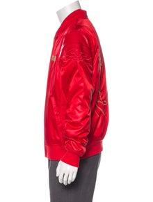 bb9aa0eebb4 Nike Air Jordan. Embroidered Bomber Jacket w/ Tags