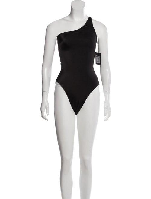 Norma Kamali One Piece Swimsuit Black