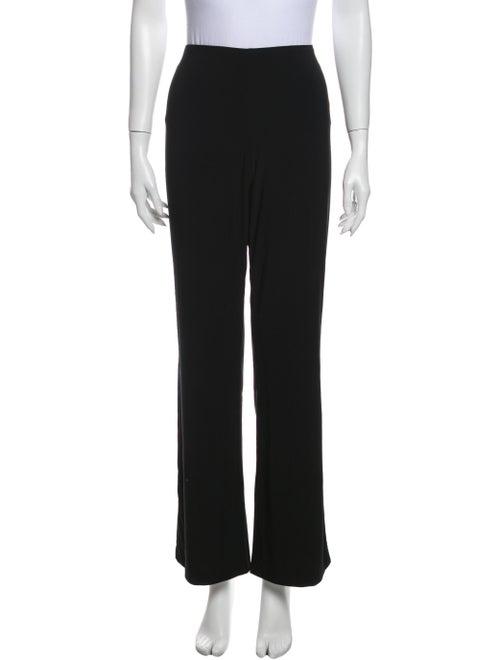Norma Kamali Wide Leg Pants w/ Tags Black