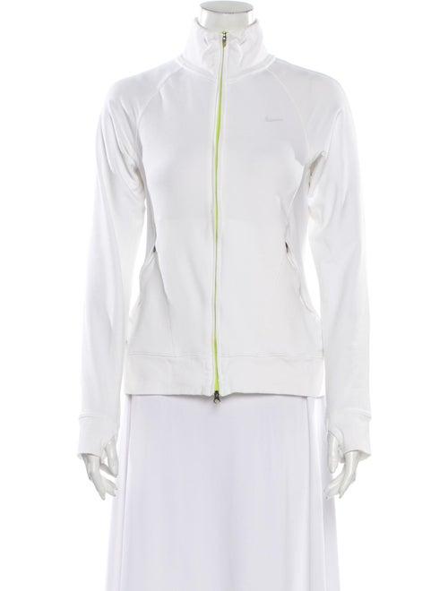 Nike x A.l.c. Mock Neck Sweater White