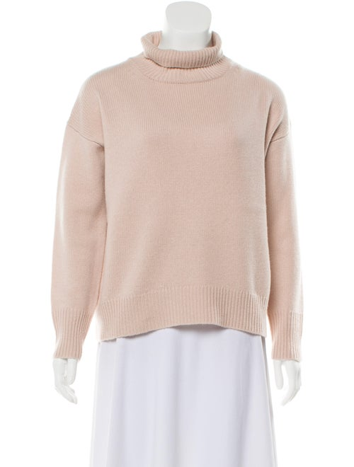 Naked Cashmere Cashmere Turtleneck Sweater Pink